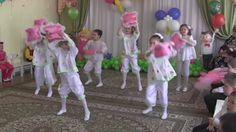 """Выпускной в детском саду Танец с подушками """"Баю - бай"""""""