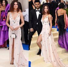 Selena gomez at met gala 2017