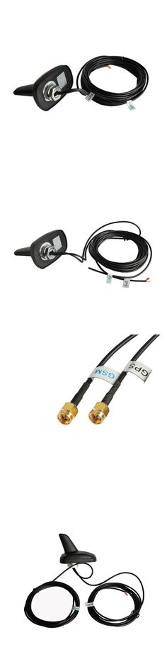 Car GPS+GSM Shark Combined Antenna for GPS Receivers and Mobile Applications for VW Audi BNW Ham