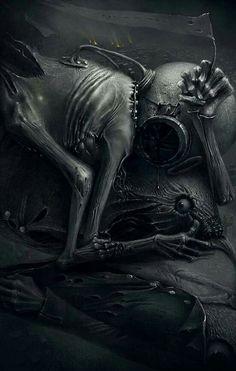Surrealism and visionary art: alexandr kumpan alexandr kumpan en 2019 цифро Arte Horror, Horror Art, Dark Fantasy Art, Dark Art, Art Visionnaire, Arte Cyberpunk, Macabre Art, Wow Art, Creepy Art