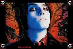 gerard way chemical romance picture and wallpaper