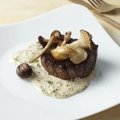 Food Network shares a classic romantic dinner combo of Filet Mignon ...