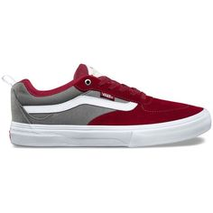 Vans Kyle Walker Pro (£53) ❤ liked on Polyvore featuring men's fashion,