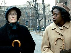 Amazing scene with great acting in Doubt (2008) Meryl Streep with Viola Davis