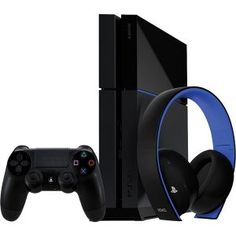 PlayStation Gold Wireless Stereo Headset - Jet Black [Old Model], Best Ps4 Headset, Old Models, Creative Business, Videos, Consoles, Headphones, Business Flyer, Jet, Console