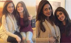 MOM actor Sajal Aly says that Bollywood was never her dream