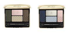 Guerlain Écrin 4 Couleurs Eyeshadows - Guerlain Makeup Collection Spring 2015