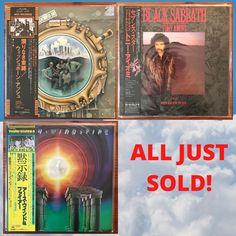 Star Master, Earth Wind & Fire, Heavy Rock, Rare Vinyl, Black Sabbath, Rock Music, Vinyl Records, Good News, Turning