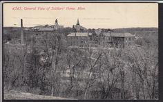 Soldiers' Home-Minnesota-Antique Postcard | eBay