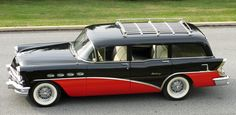 '56 Buick Century Wagon @Lisa Suntrup BUICK GMC 4200 N SERVICE ROAD ST PETERS, MO 63376 (636)939-0800 WWW.SUNTRUPBUICKGMC.COM - RACHEL WILCOX
