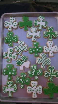 St. Patrick's Day sh