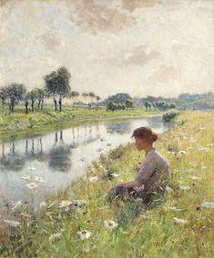 Emile Claus , 1892