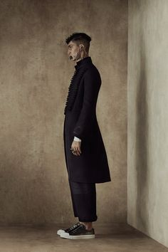 Alexander McQueen Menswear S/S17, Photography by Julia Hetta, Styling by Alister Mackie
