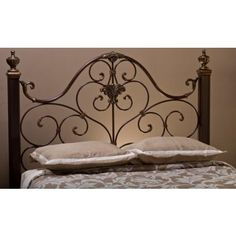 Hillsdale Mikelson Scroll Headboards