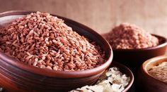 Меню на неделю: коричневый рис