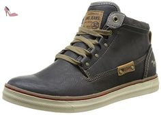 Mustang 4068505, Boots homme - Gris (259 Graphit), 42 EU - Chaussures mustang (*Partner-Link)