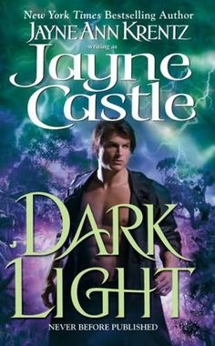 book cover of Dark Light by Jayne Castle