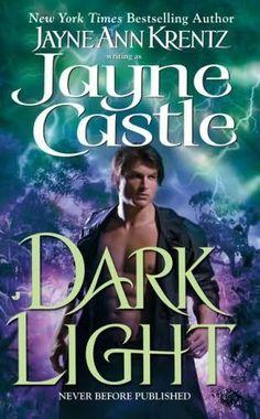 book cover of Dark Light by Jayne Castle