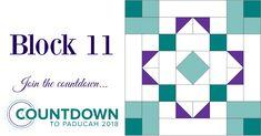 Block Eleven: Countdown to Paducah 2018 – AQS Blog