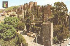 LA ALCAZABA (Málaga - 1974)