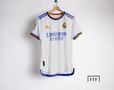 Maillots de real madrid player version   Etsy