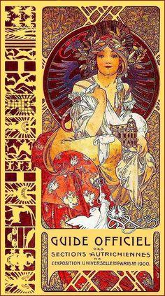 110 best art nouveau by alphonse mucha images on pinterest