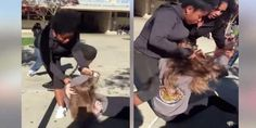 SHOCK: High School Student Brutally Attacked At School For Supporting Donald Trump (FULL VIDEO)CALIFORNIA - Parents of a student at Woodside High School are outraged after their daughter was viciously attacked for supporting Donald Tru...