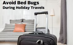 Attention travelers! Most bed bug infestations are picked up while on the move and brought back home. Click to learn how to avoid coming home with this nasty little pest.