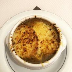 Le Bistro du Périgord - Paris, France. Fantastic French onion soup