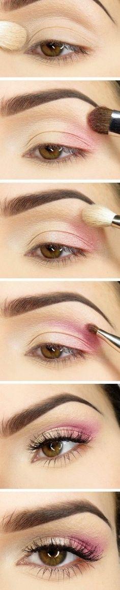 Piękny makijaż na co dzień!