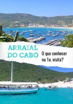 ARRAIAL DO CABO/RJ: O que conhecer na primeira visita!