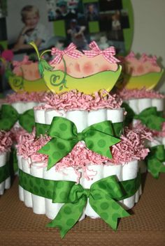 Two Peas in a Pod Baby Shower Party Ideas | Photo 5 of 24 | Catch My Party