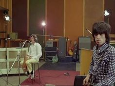 """Watch the Rolling Stones write """"Sympathy for the Devil"""" 1968"""