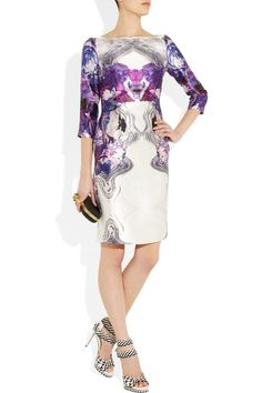 I'm seriously OBSESSED with this prabal gurung dress!!!!!!!!