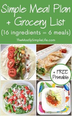 feeding two for 60 a week meal plan eating on a budget meal plan