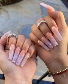 316 Likes, 4 Comments - Nail Inspo Best Acrylic Nails, Summer Acrylic Nails, Acrylic Nail Designs, Plain Acrylic Nails, Kylie Nails, Aycrlic Nails, Nail Swag, Pointy Nails, Fire Nails