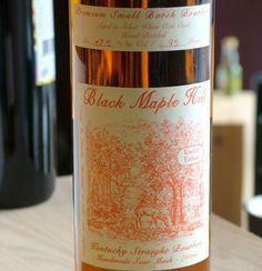 Black Maple Hill Small Batch sealed. @thebottlespot #bourbon http://www.bottle-spot.com/posts/114782/denver-colorado-whisky-for-sale--black-maple-hill-orange-label-small-batch-bourbon---out-of-production