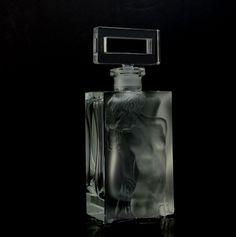 Bohemian Art Deco Nude Women Ingrid Czech Perfume Bottle Design H.Hoffmann