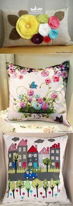50 Modelos de Almofadas lindas e super diferentes pra você se inspirar e decorar a sua casa!