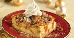 Caramel Apple Bread Pudding. Check out ALDI on Facebook for more info.aldi holiday