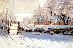 Claude Monet, Sroka