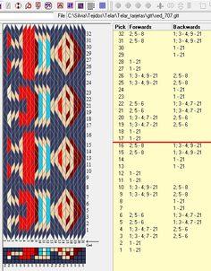 """""""Gurises"""" 21 tarjetas, 6 colores, repite cada 16 movimientos // sed_707 diseñado en GTT༺❁"""