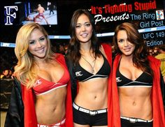 The Sexiest Girls in the UFC
