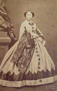Princess Alice, Grand Duchess of Hesse, mother of the last Tsarina of Russia