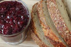mixed berry jam