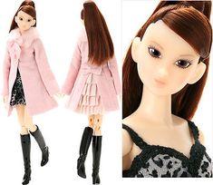 Petworks-Sekiguchi-Momoko-Doll-Pinky-Leopard-Momoko-1-6-27cm-Fashion-Doll-Azone