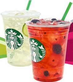 Here S An Amazing Summer Drink Sent In To Us By Starbucks Fanatic Xander It