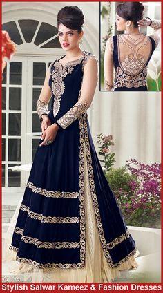 Latest Pakistani Stylish Salwar Kameez & Fashion Dresses     #GeorgetteSalwarKameez #PakistaniDesignerSuits