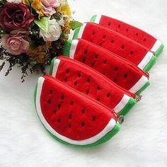 ♥ Mini Watermelon Coin Pouch ♥