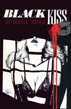 Howard Chaykin - Black Kiss